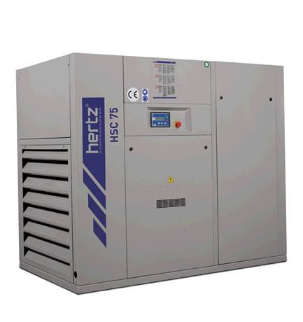 Oil-Injected Rotary Screw Air Compressor HGS 45-315