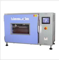 DIN ABRASION TESTER WITH CONSTANT TEMPERATURE OVEN No.151-OV Yasuda