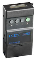 Automatic Pick Counter FX 3250 Textest