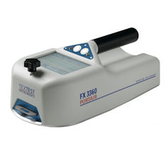 Portable Air Permeability and Thickness Tester FX