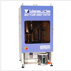 SEMI AUTOMATIC MELT FLOW INDEX TESTER