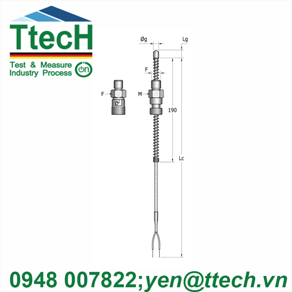 Can Nhiệt TBA (TERMOTECH)