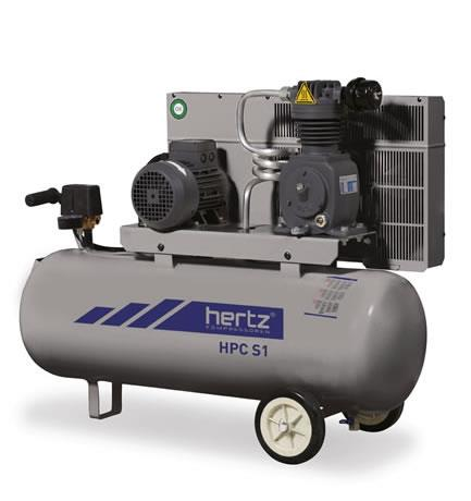 Single Stage & Low Pressure Piston Compressors
